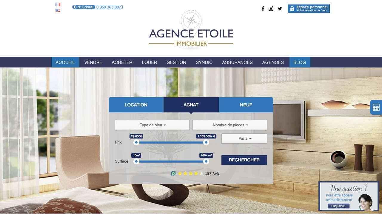 Groupe Agence Etoile