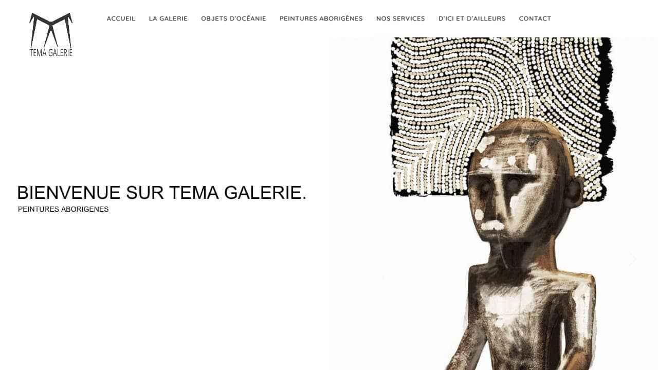 Tema Galerie