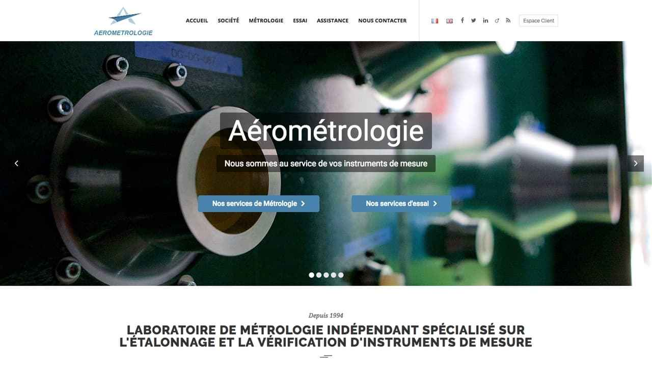 Aérométrologie