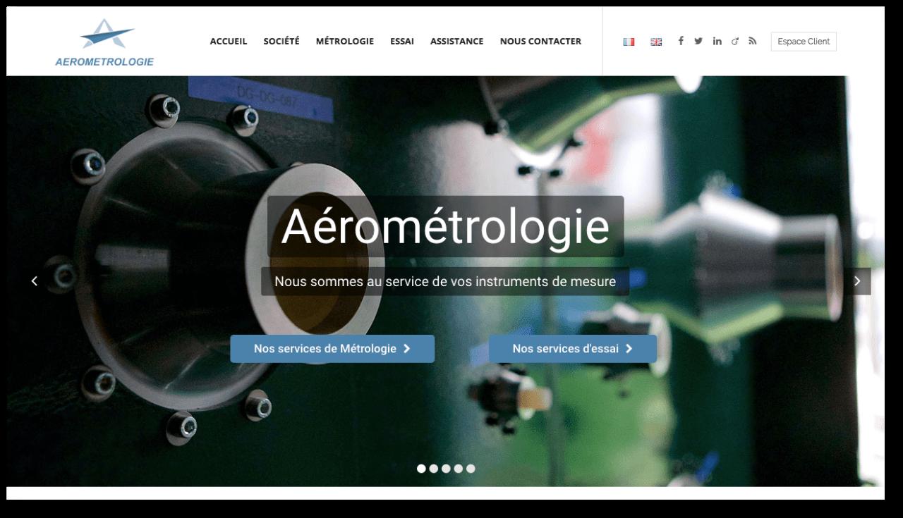 Homepage Aérométrologie