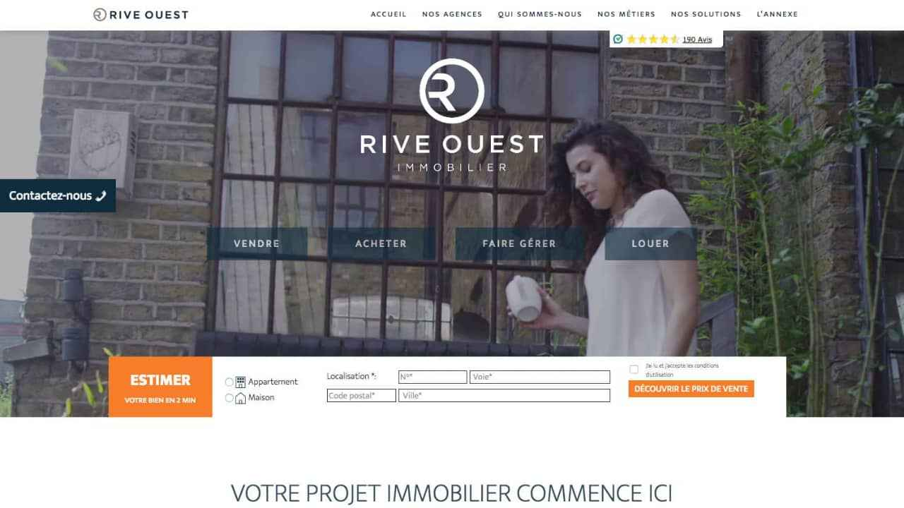 Rive Ouest