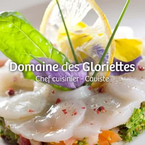 Site web du domaine des gloriettes