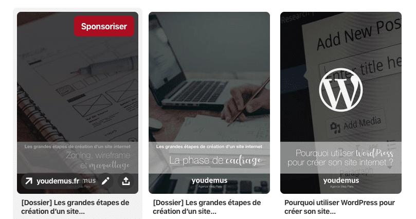 Capture d'écran 2019 07 30 à 17.06.54 - Les entreprises françaises peuvent désormais faire de la publicité sur Pinterest
