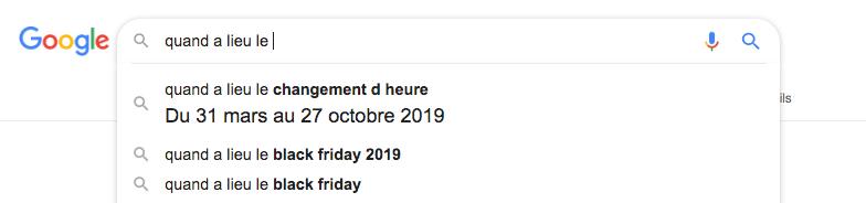 """Capture d'écran 2019 10 28 à 10.02.16 - Après la """"position zéro"""", découvrez la """"position -1"""" sur Google"""