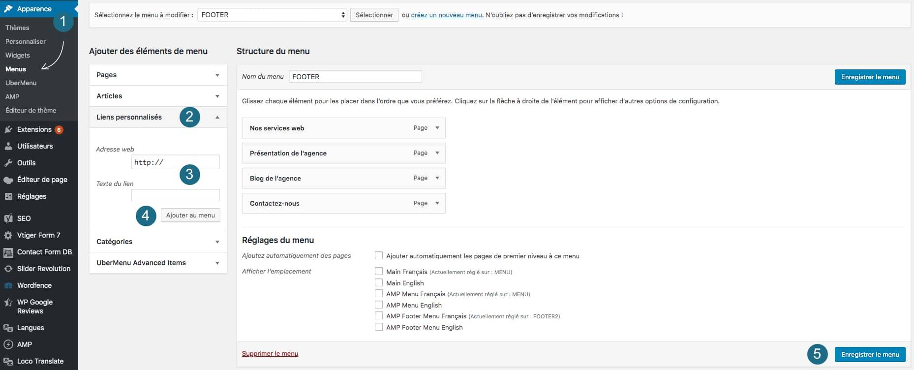 Comment mémoriser la page de connexion WordPress dans WordPress 1024x414 - Comment trouver l'adresse de login de mon site WordPress ?
