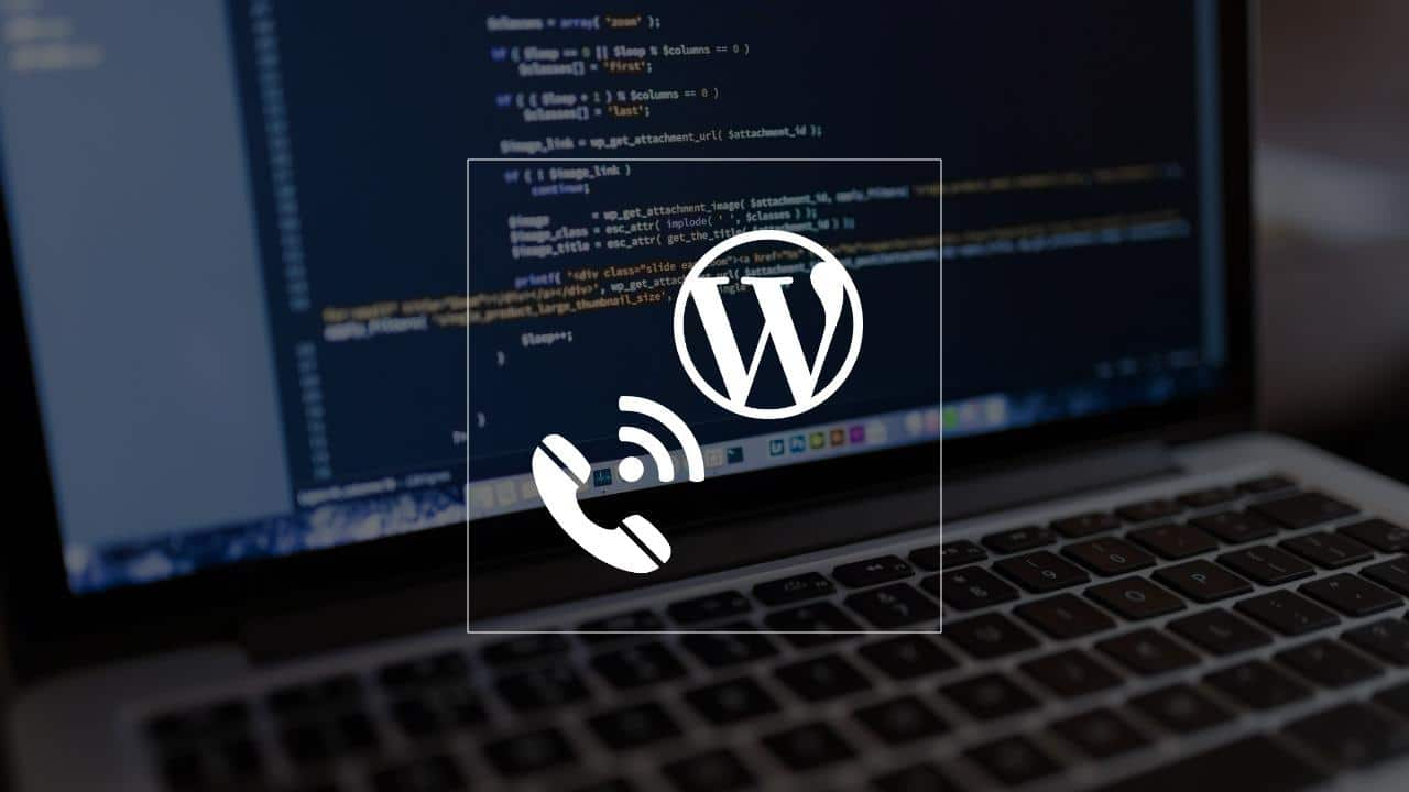 Comment contacter WordPress ?