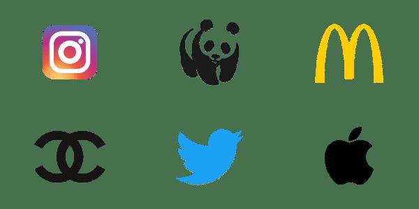 exemple insignes - Logo, logotype, insigne : définitions et différences