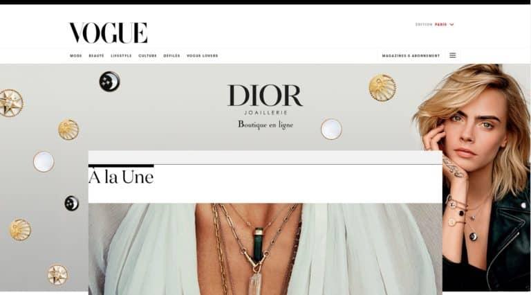 site Vogue