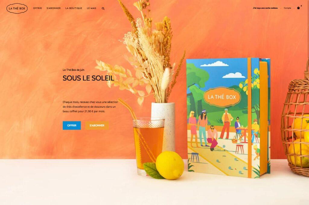 thébox ecommerce 1024x682 - WordPress c'est aussi pour les gros sites e-commerce